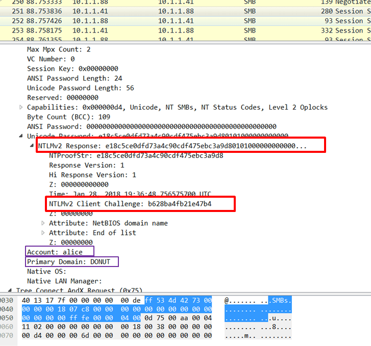 weaponized PDF SMB attack NTLM hash