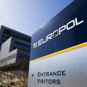 Europol hit Islamic State